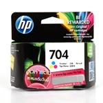 ตลับหมึกแท้ HP704 Color
