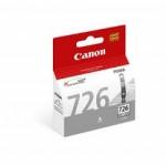 ตลับหมึกอิงค์เจ็ต Canon 726 G สีเทา หมึกแท้ 100%