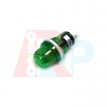 ไฟโชว์ 220vAC สีเขียว ขนาด 15 มิล