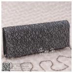 bs0008 กระเป๋าคลัช สีดำ กระเป๋าออกงานพร้อมส่ง ราคาถูกกว่าเช่า แบบสวยๆ ดูดีเหมือนดาราใช้