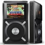 ขาย FiiO X5 สุดยอด DAP เครื่องเล่นเพลงพกพาระดับ High Res ใช้ชิปเสียง Burr Brow PCM1792A และ OPA1612 รองรับไฟล์ Lossless ได้ถึง192k24bit ใช้เป็น USB DAC ได้ Music Player รองรับ Micro SD 2ช่อง