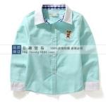 Pre-order เสื้อเชิ้ต / แพ็คละ 5 ตัว / สีLight blue