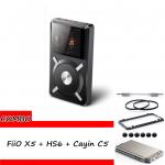 ขาย FiiO X5 + HS6 + Cayin C5 ชุด Combo Set ที่ดีที่สุดสำหรับการฟังเพลงของคุณ
