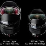 เลนส์ fisheye pro lenses Olympus