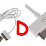 สาย USB Sync Charge ความยาว 1เมตร
