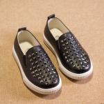 Pre-order รองเท้า / แพ็คละ 5 คู่ / ดำ
