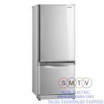 MITSUBISHI ตู้เย็น 2 ประตู 10.6 คิว รุ่น MR-BF34H-ST ระบบ No Frost สีสแตนเลส สตีล
