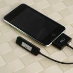 ขาย FiiO E1 แอมป์พกพา รีโมท พร้อมสาย Dock สำหรับiPod / iPad / iPhone