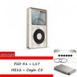 ขาย FiiO X1 + L17 + HS12 + Cayin C5 ชุด Combo Set ที่ดีที่สุดสำหรับการฟังเพลงของคุณ