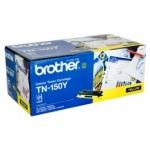 Brother TN-150Y ตลับหมึกแท้ สีเหลือง ราคา 3100 บาท