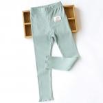 Pre-order กางเกงเลคกิ่ง / แพ็คละ 5 ตัว /สีฟ้า
