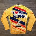 "BCR-18 LONG LIVE THE KING XL"" (แขนยาว)"