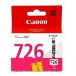 ตลับหมึกอิงค์เจ็ต Canon 726 M สีแดง หมึกแท้ 100%
