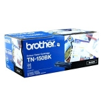 Brother TN-150BK ตลับหมึกแท้ สีดำ ราคา 2600 บาท