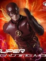 HAOYU TOYS ZH008 Super Lightning Man