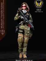 30/05/2018 FLAGSET FS-73015 Multicam Female Hunter: MC War Angel - Angela