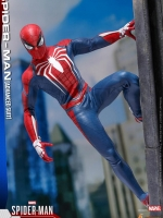 21/08/2018 Hot Toys VGM31 MARVEL'S SPIDER-MAN - SPIDER-MAN (ADVANCED SUIT)