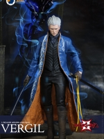 11/07/2018 ASMUS TOYS DMC002 The Devil May Cry Series: Devil May Cry III - Vergil