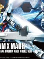 BANDAI HGBF 003 - GUNDAM X MAOH