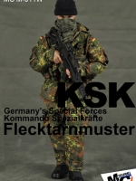 MC TOYS MC M-011W KSK Germany's special Forces Kommando Spezialkraft