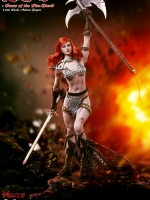 TBLeague PL2016-93 Red Sonja - Scars of the She-Devil