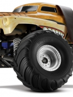 Monster-Mutt : 1/10 Monster Jam Replica Monster Truck # 3602R