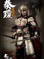 12/03/2018 303TOYS MP001 MASTERPIECE SERIES: THE GUARDING GENERAL - QIN QIONG A.K.A SHUBAO (BATTLE EDITION)