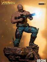 23/07/2018 Iron Studios - Drax BDS Art Scale 1/10 Avengers Infinity War