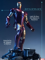 23/10/2017 Iron Man Mark III - Maquette by Sideshow Collectibles