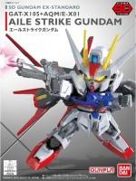 BANDAI SD 002 AILE STRIKE EX-STANDARD