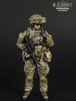 Soldier Story NO.SS068 U.S.ARMY In Afghanistan M249 SAW GUNNER