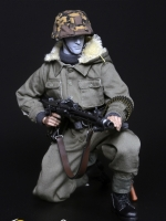 Toyscity TC-68009 WWII GERMAN MG42 MACHINE GUNNER WINTER CLOTHES SET
