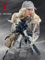 VERYCOOL VCF-2030 DIGITAL CAMOUFLAGE WOMEN SOLDIER - MAX