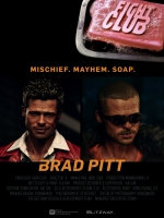 Blitzway BW-FC00326 Fight Club, 1999 Brad Pitt [Special Pack]