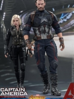 10/05/2018 Hot Toys MMS481 AVENGERS: INFINITY WAR - CAPTAIN AMERICA