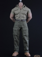 28/07/2018 XRF XM02 1/6 Explorer Men's Shirt Pants
