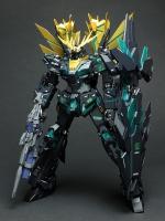 BANDAI MG - UNICORN Gundam 02 BANSHEE NORN (Final Battle Ver.) เฟรมเขียว