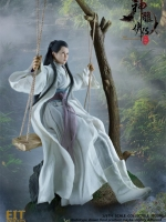 End I Toys EIT1706 Jade Dragon Girl