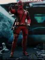 12/06/2018 Hot Toys MMS490 DEADPOOL 2 - DEADPOOL