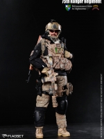 26/04/2018 FLAGSET FS-73014 75th Ranger Regiment - Reconnaissance team In Afghanistan