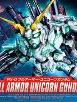 BANDAI BB 390 - UNICORN FULL ARMOR