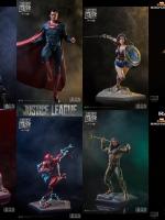 Iron Studios 1/10 Justice League Set 6