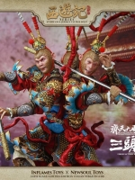 INFLAMES TOYS IFT-016 1/6 Jurney To The West -Monkey King Series,Version Of Three Heads and Six Arms