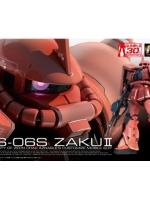 BANDAI RG 02 - MS-06S ZAKU II