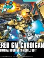 BANDAI HGBF 019 - POWERED GM CARDIGAN