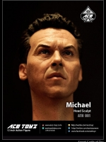 Ace Toyz ATH-001 Mr. Michael head sculpt ไมเคิล คีตัน