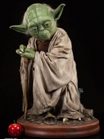 SIDESHOW Life Size Figure Yoda