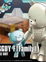 BANDAI HGBF 022 - BEARGGUY F[Family]