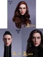 24/10/2017 JXtoys JX-09 1/6 Female Headsculpt
