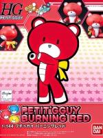 BANDAI HG PG 01Petit' Gguy Red